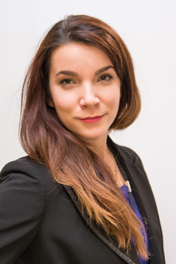 Veronika Bendzelova