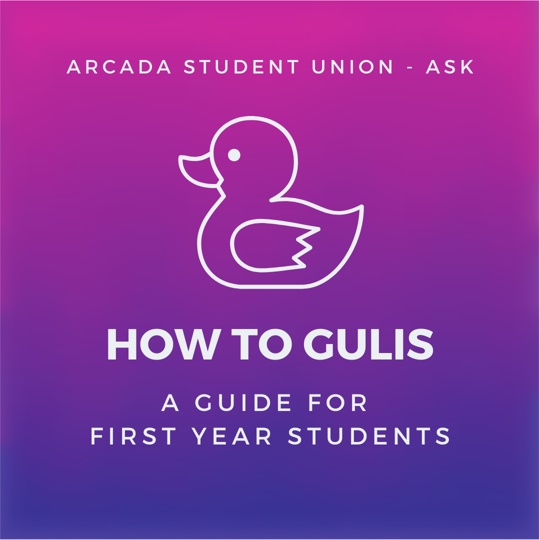 How to Gulis - a guide for  first year students